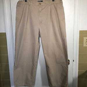 Polo by Ralf Lauren men's khaki pants 40x32